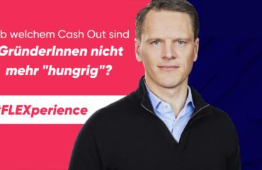 Ab welchem Cash Out sind GründerInnen nicht mehr hungrig?