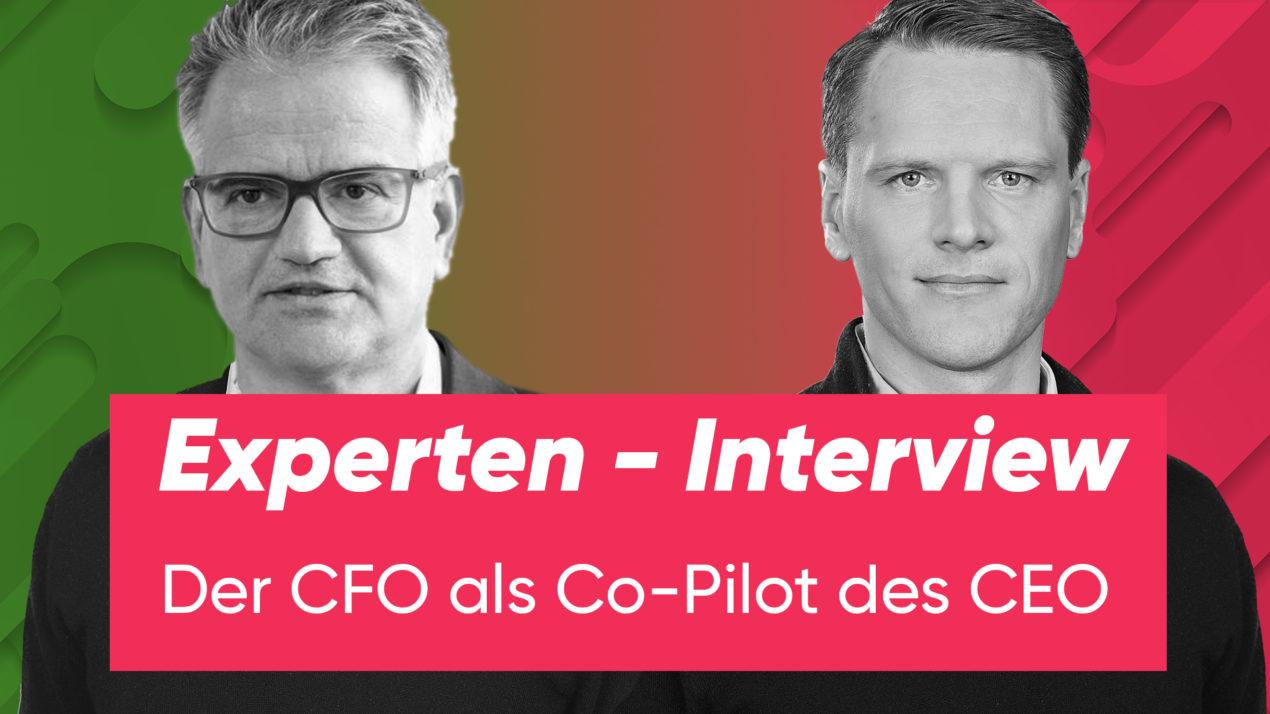Der CFO als Co-Pilot des CEO
